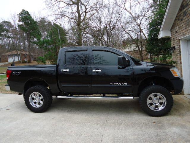 2007 Nissan Titan Se For Sale Sumter South Carolina