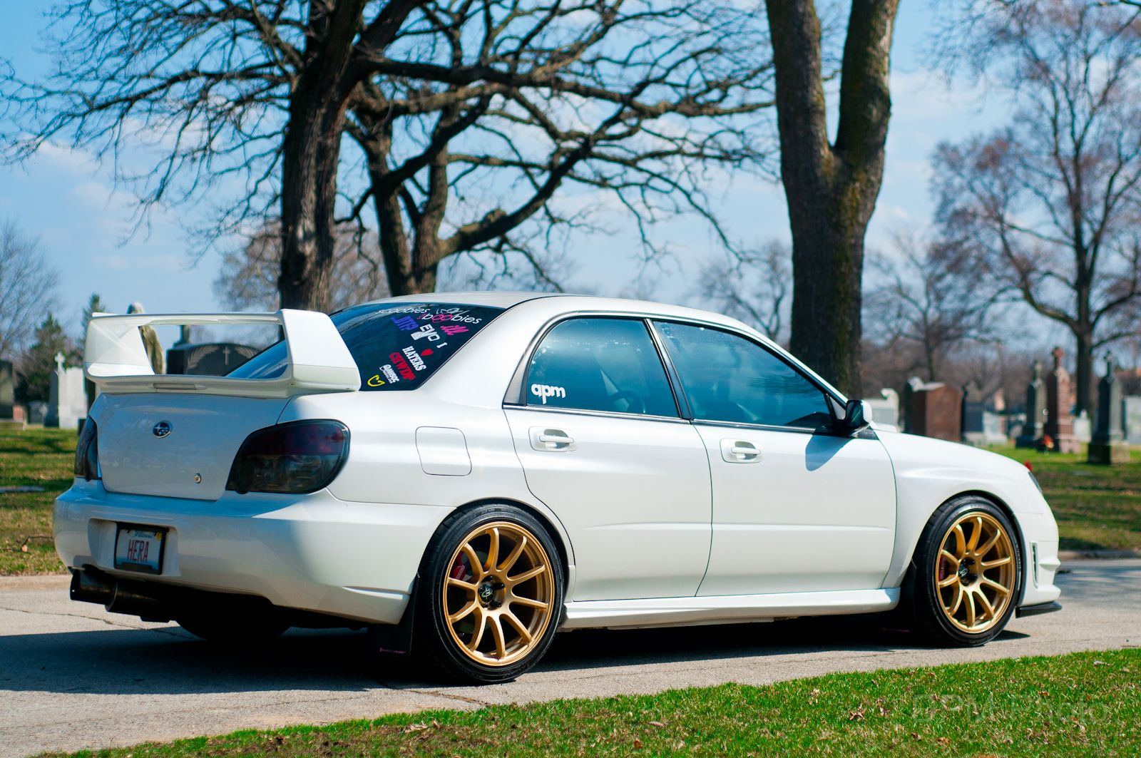 2007 Subaru Impreza Wrx For Sale Oak Lawn Illinois