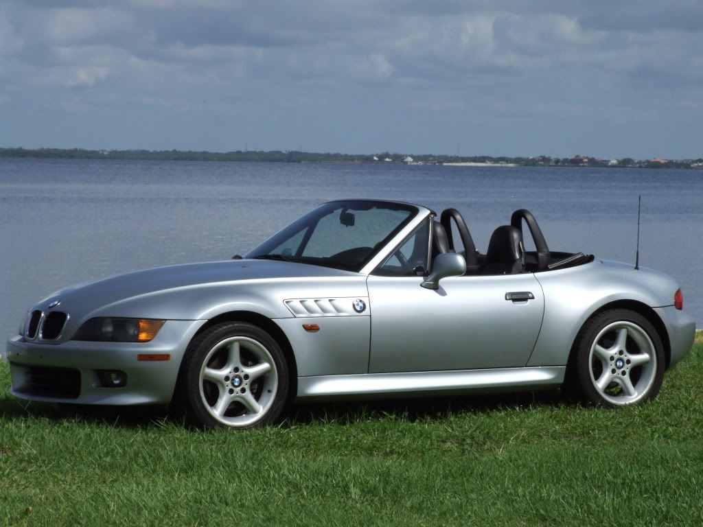 1998 Bmw Z3 For Sale Bristol England