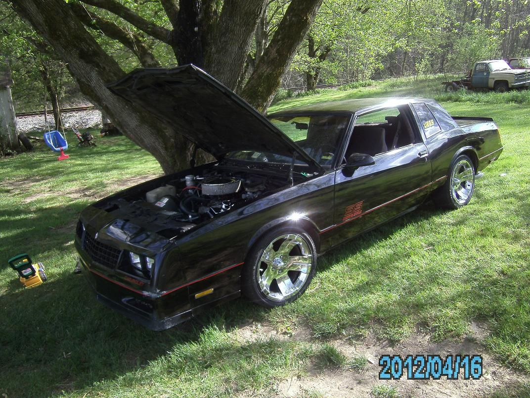 All Chevy 1987 chevrolet monte carlo ss : 1987 Chevrolet Monte Carlo SS For Sale | Dryden New York