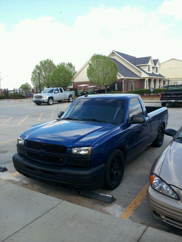 2004 Chevrolet old blue [Silverado] lt For Sale | Moore Oklahoma