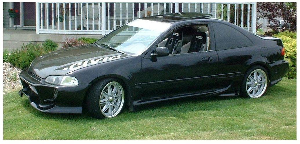 1993 Honda Civic EX For Sale | Albert Lea Minnesota