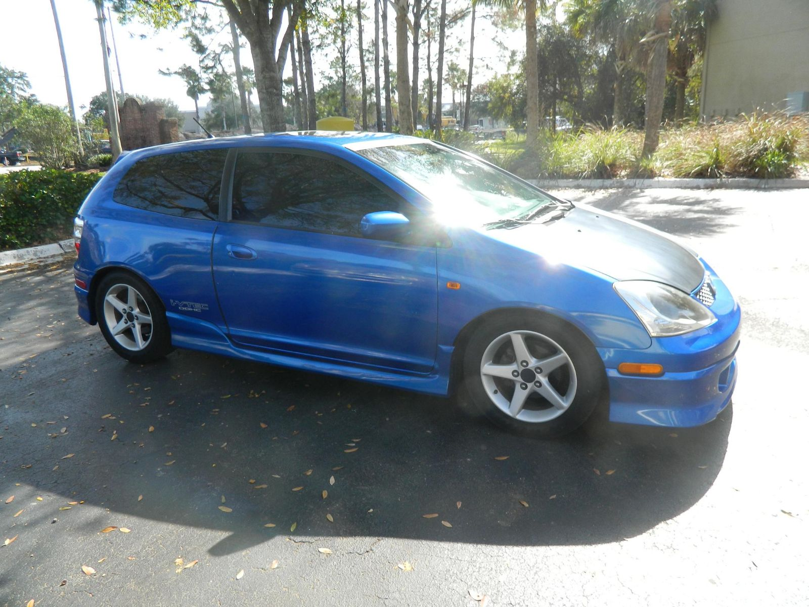 2005 honda civic si for sale tampa florida. Black Bedroom Furniture Sets. Home Design Ideas