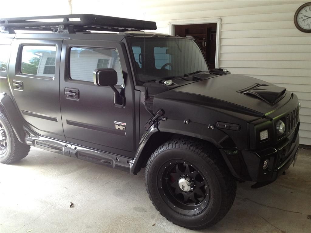 Hummer H2 Diesel