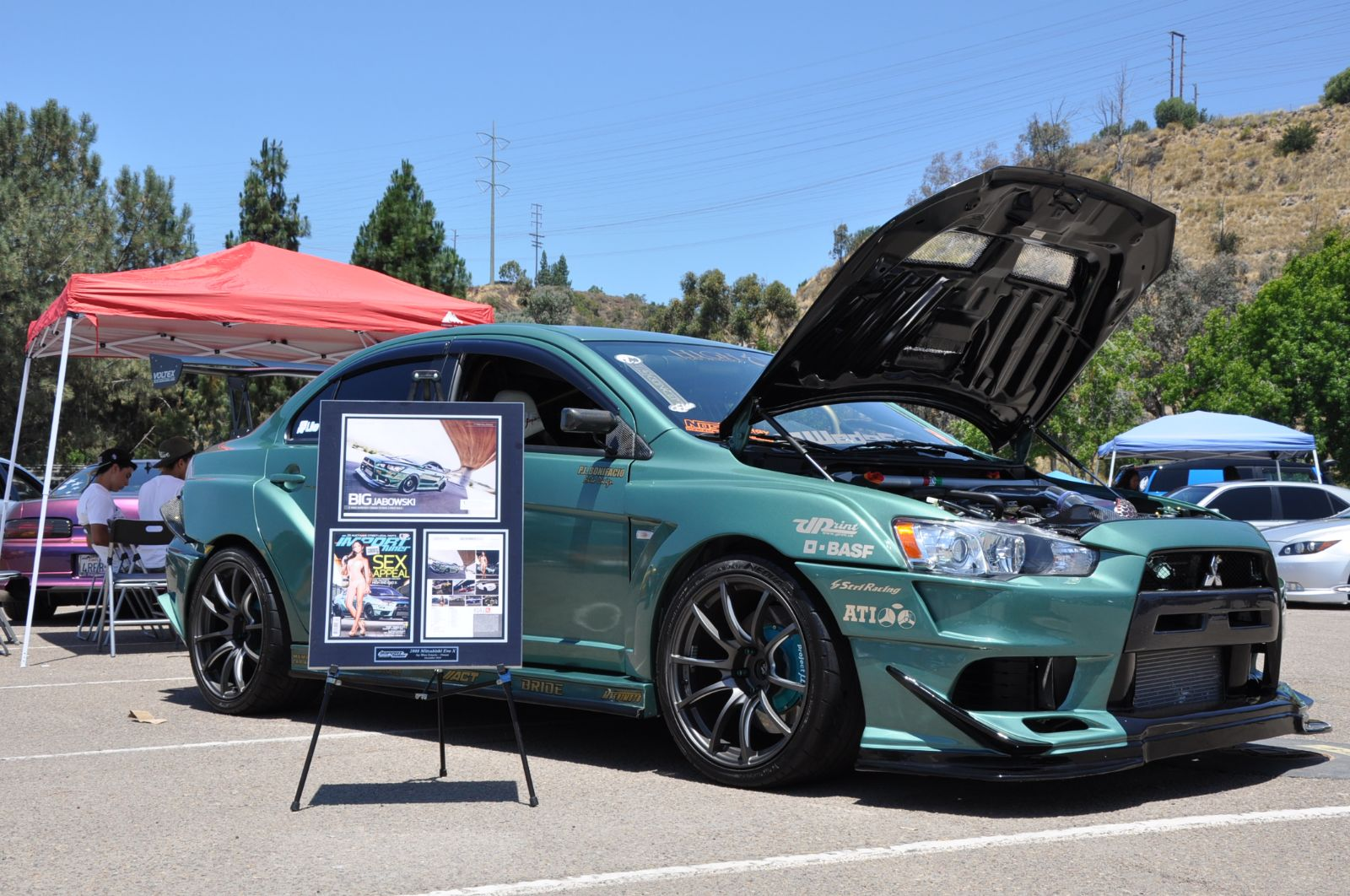 2008 mitsubishi evo x lancer evo gsr for sale san diego california