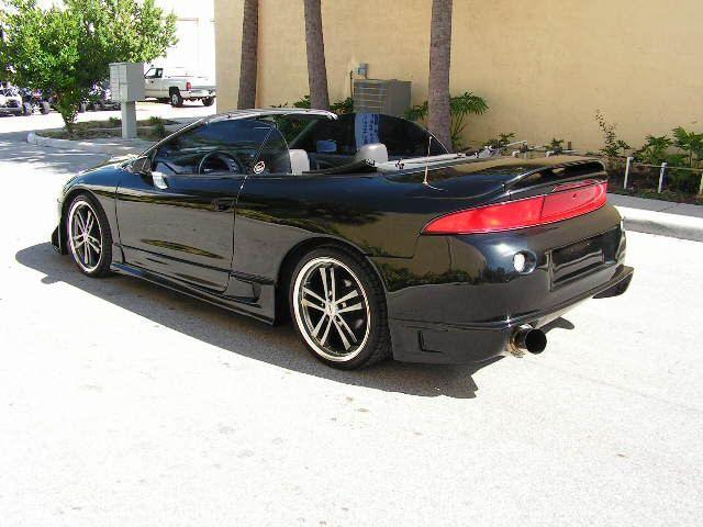 1996 Mitsubishi Eclipse Spyder 1996 Mitsubishi Eclipse Spyder