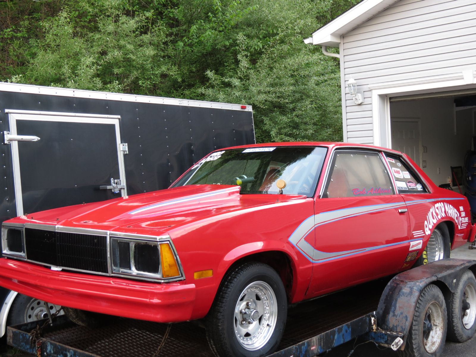 1981 Chevrolet Malibu Drag Car For Sale | Logan West Virginia