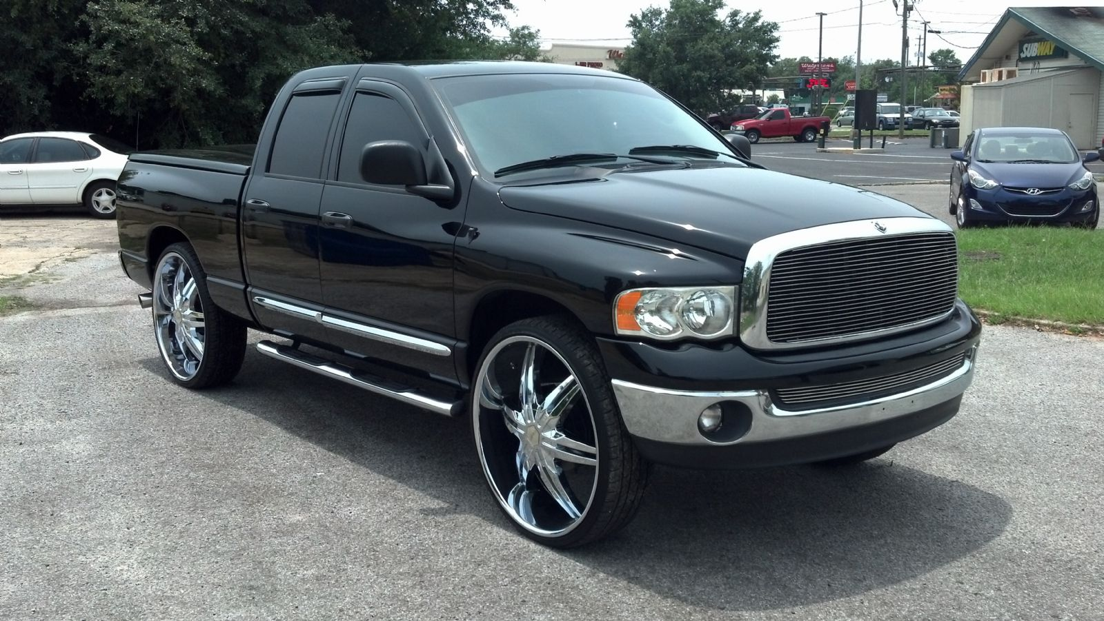 2005 dodge ram 1500 big horn for sale pensacola florida. Cars Review. Best American Auto & Cars Review