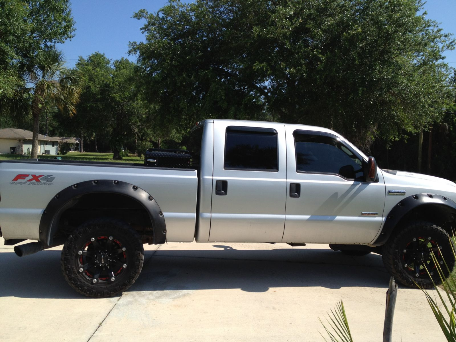 2006 Ford F250 Fx4 Super Duty For Sale