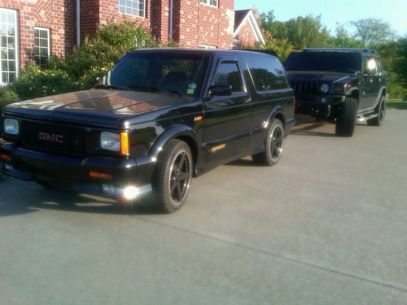1993 GMC Typhoon For Sale | Carbondale Illinois