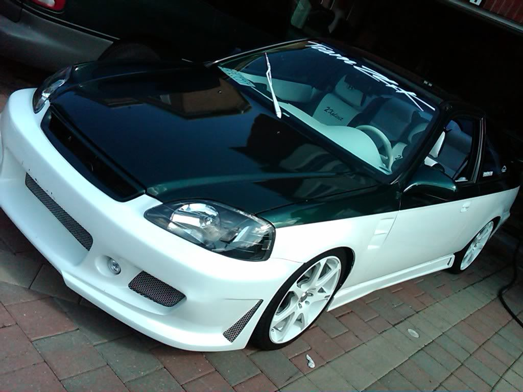 1999 Honda 2xplicit Civic Sir Lexus Is300 For Sale