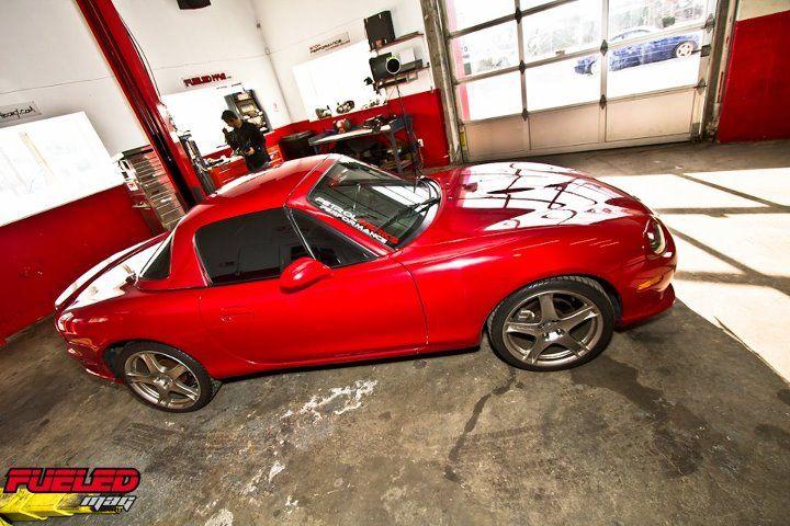 2005 Mazda Miata MX 5 MazdaSpeed Turbo For Sale