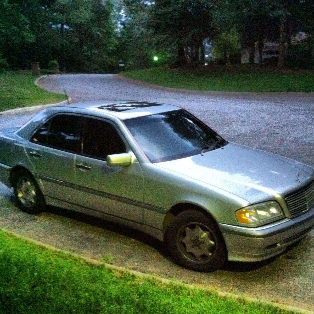 1999 mercedes c230 for sale greenville south carolina for Mercedes benz c230 1999