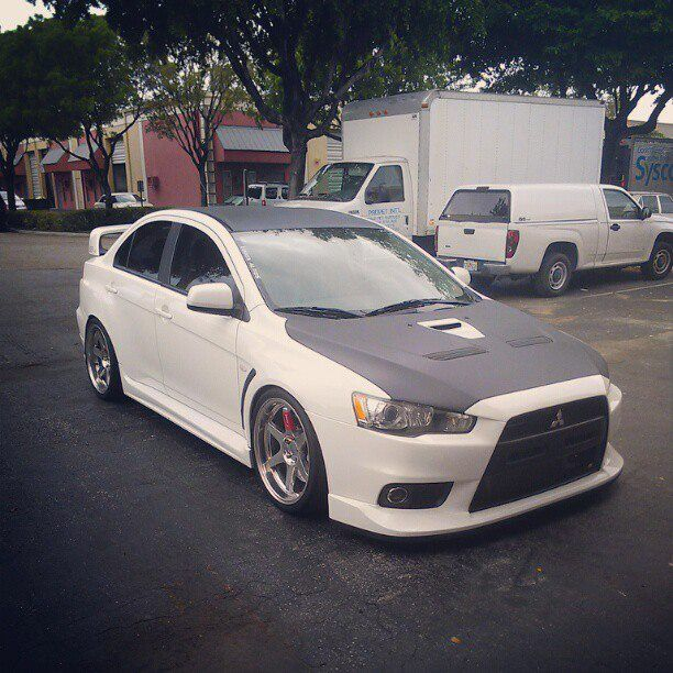 2008 mitsubishi evo x lancer evo x 10 for sale miami florida