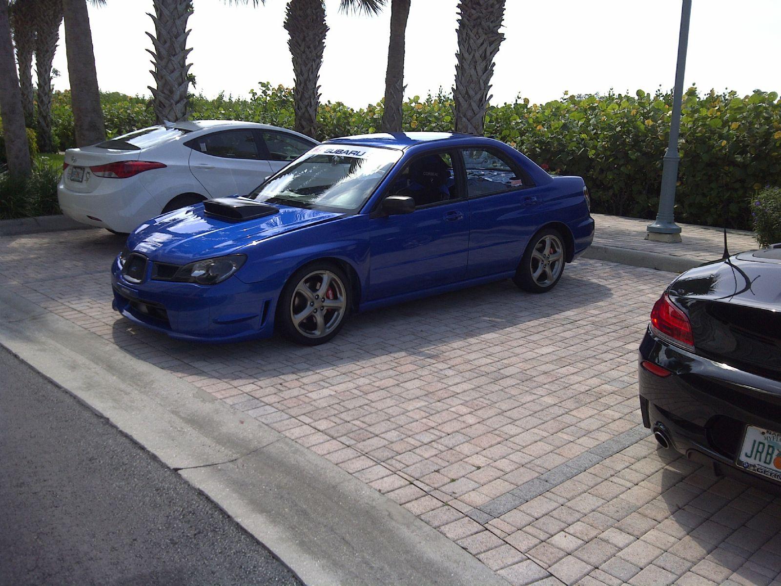 2007 Subaru Impreza Wrx Tr For Sale Naples Florida