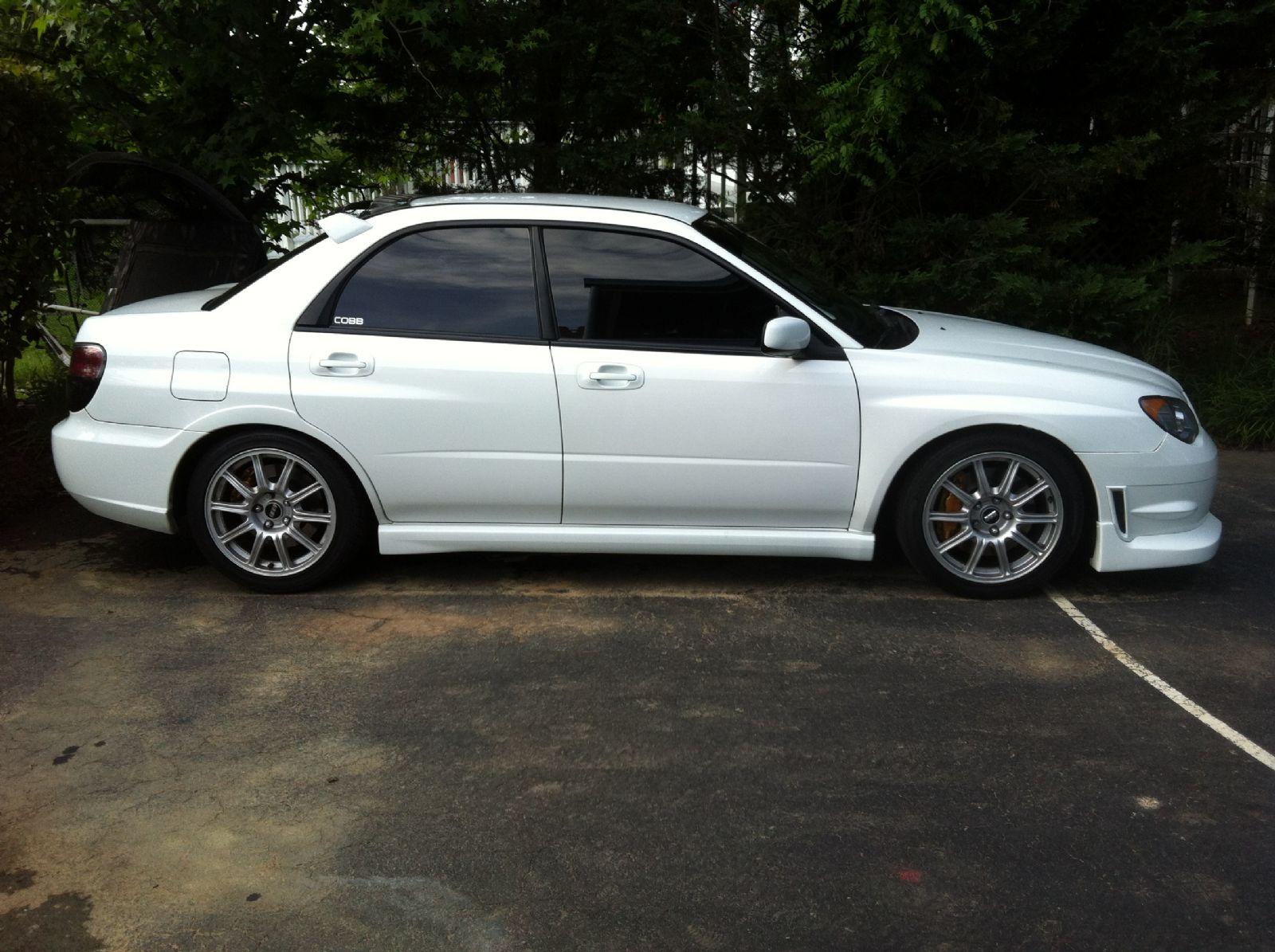 2006 Subaru Sti Impreza Sti Wrx Sti For Sale Annapolis
