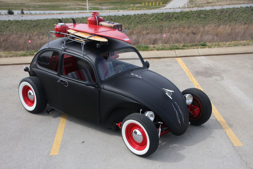 1966 volkswagen beetle hot rod rat rod for sale chattanooga tennessee. Black Bedroom Furniture Sets. Home Design Ideas