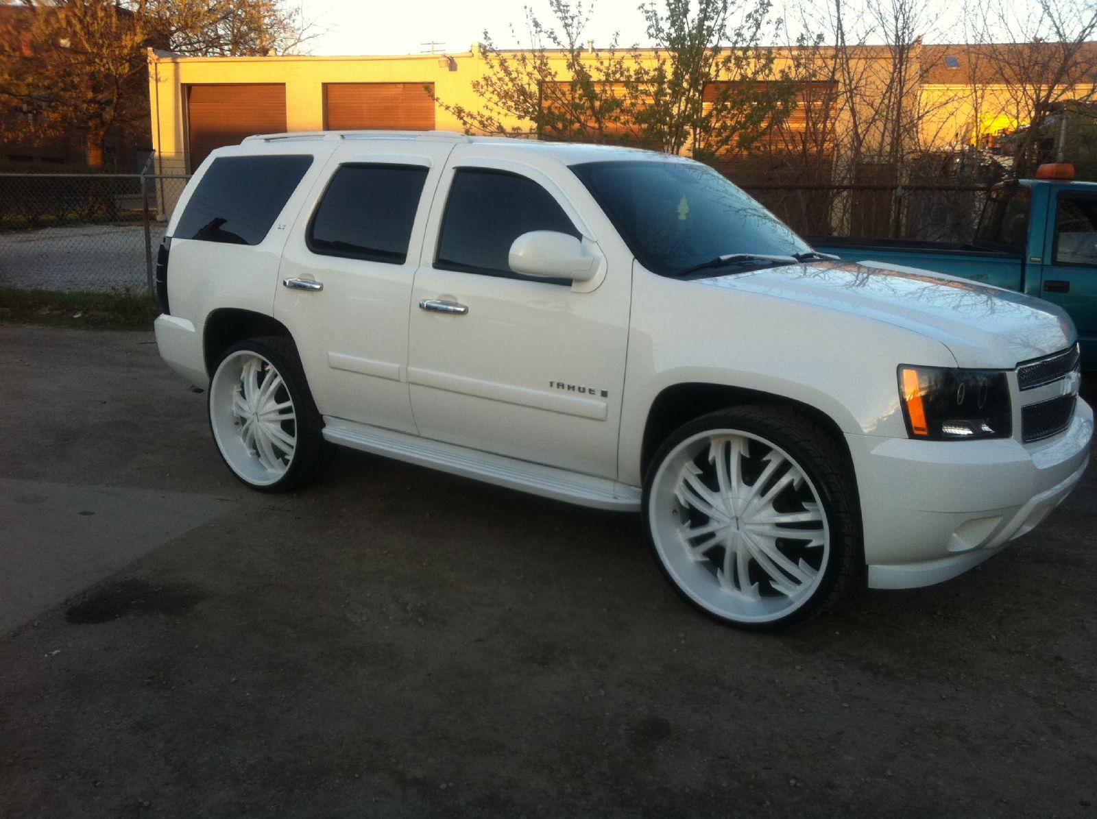 Trucks Under 5000 >> 2007 Chevrolet CUSTOM 28 Inch rims [Tahoe] LT For Sale | Akron Ohio