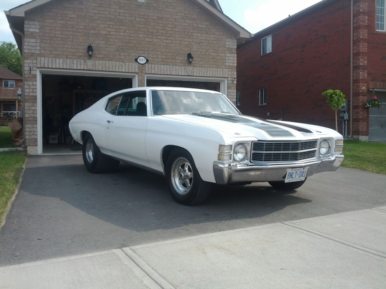 1971 Chevrolet Chevelle Malibu For Sale | Barrie Ontario