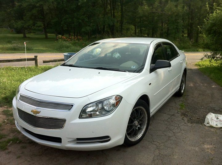 2009 Chevy Malibu For Sale >> 2009 Chevrolet Malibu Ls For Sale Greentown Indiana
