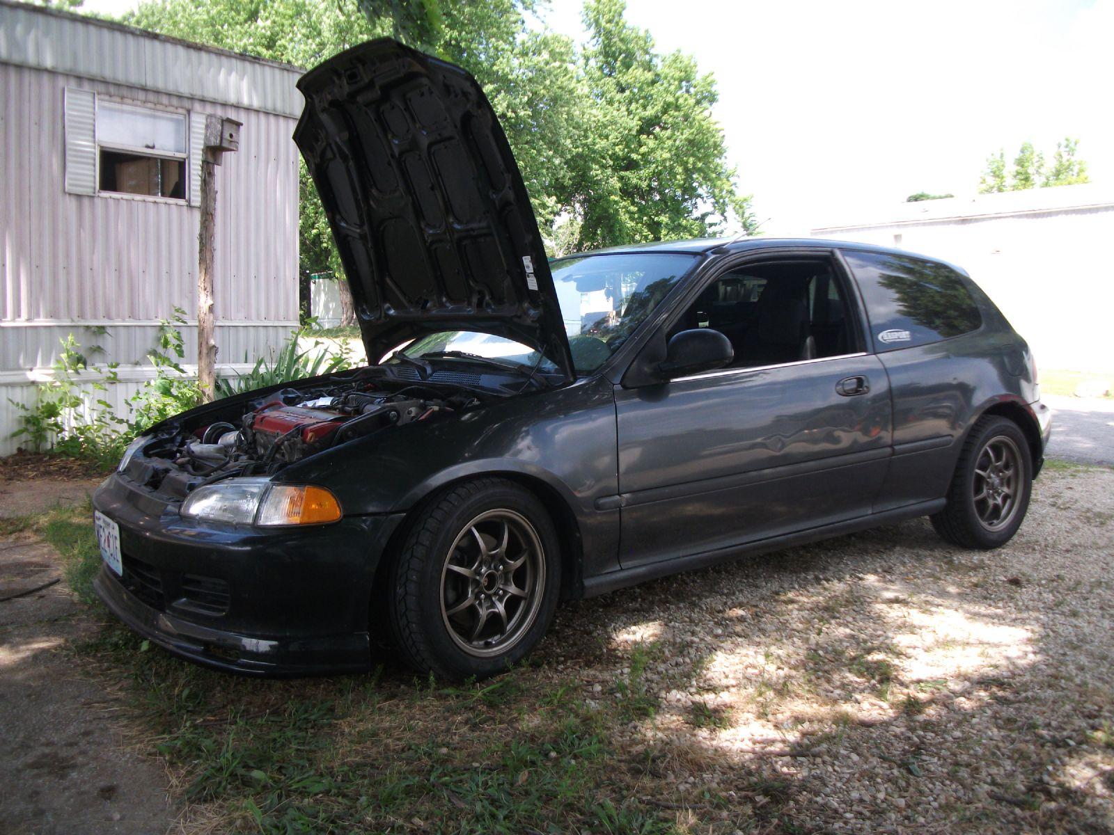1992 Honda Civic For Sale  St Louis Missouri