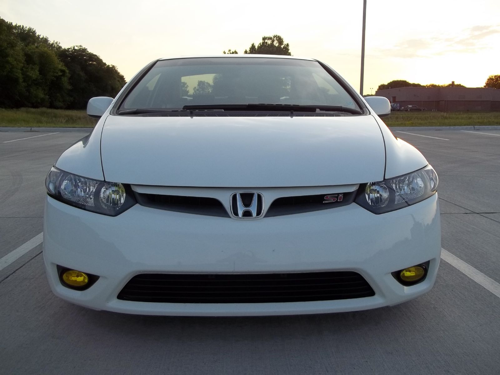 2007 honda fg2 civic si for sale west des moines iowa. Black Bedroom Furniture Sets. Home Design Ideas