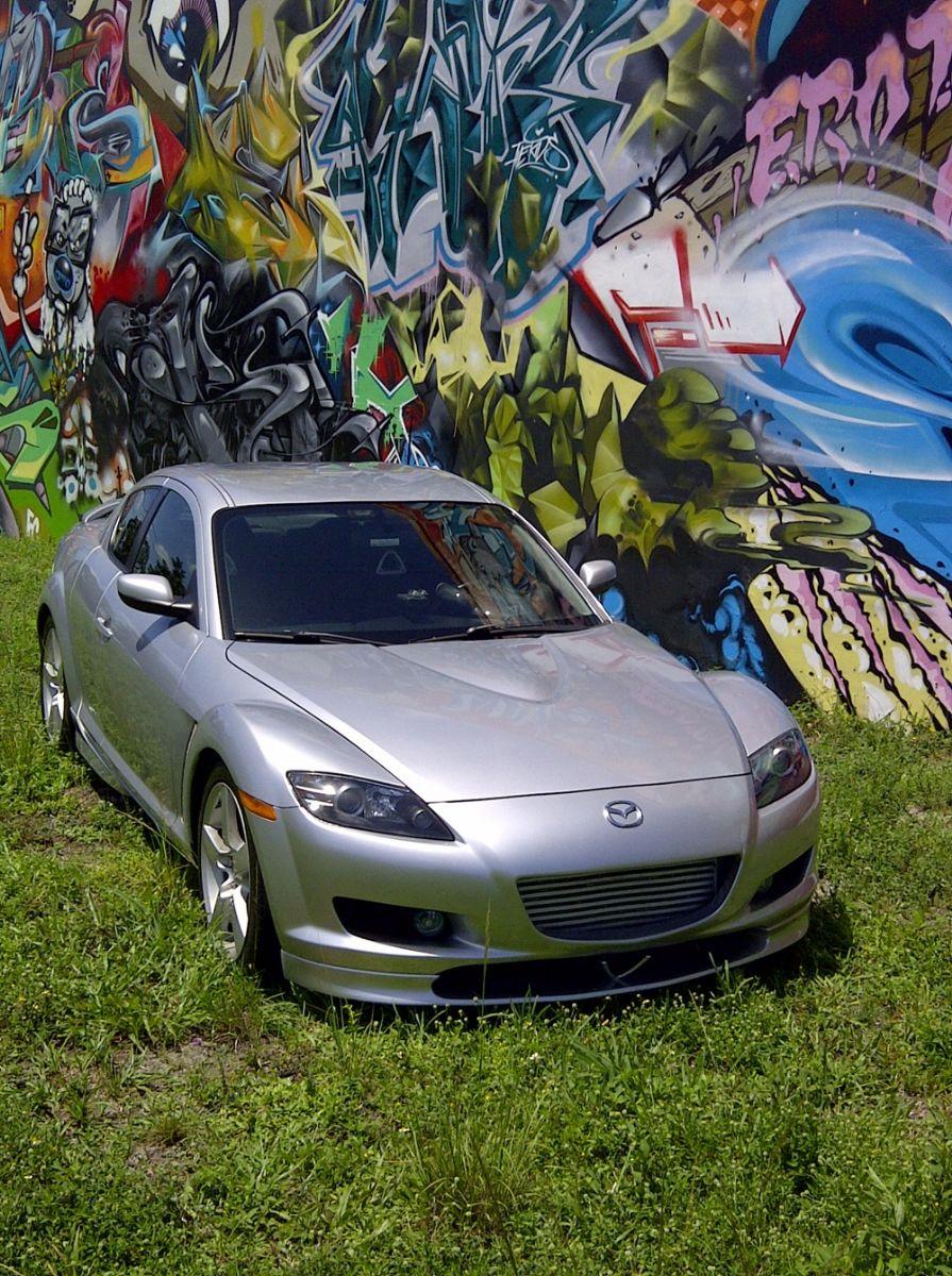 2005 Mazda RX-8 Custom For Sale | Miami Florida