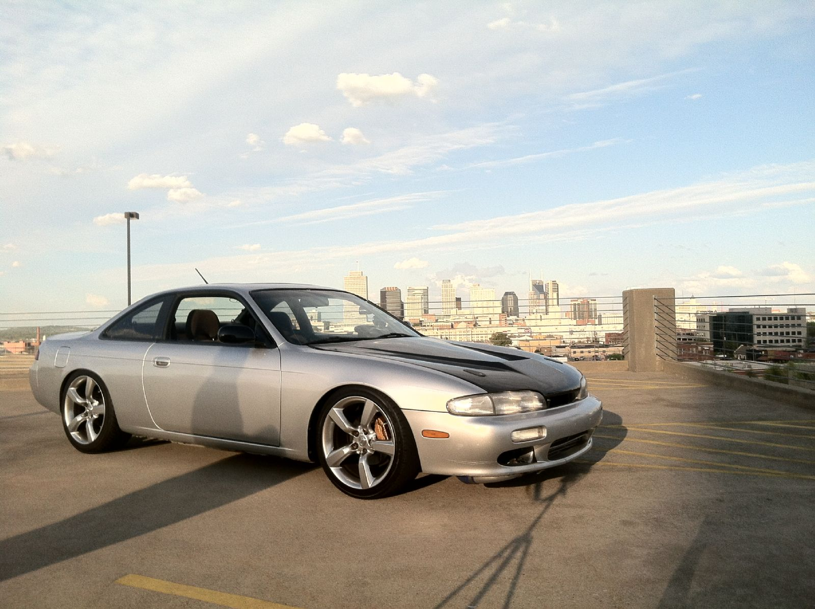 1995 nissan s14 240sx se for sale nashville tennessee for Nissan 240sx motor for sale