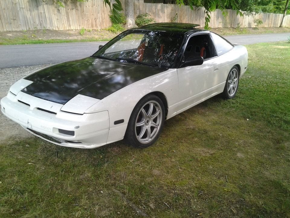 1989 nissan s13 240sx s13 for sale asheville north. Black Bedroom Furniture Sets. Home Design Ideas