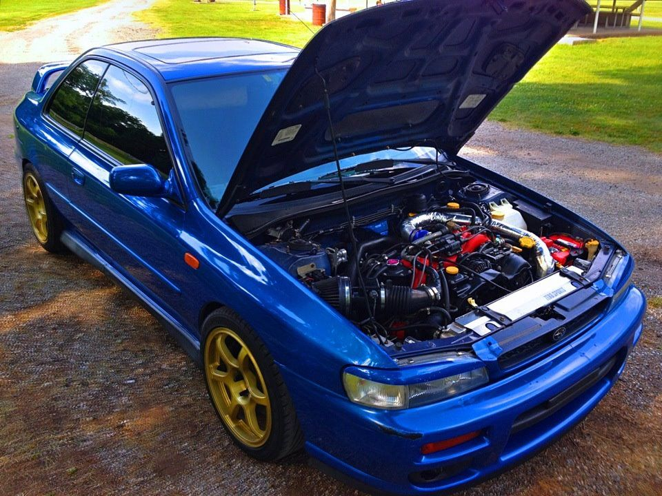 1998 Subaru STi swapped Impreza 2.5rs [Impreza] WRX STi V4 For Sale ...