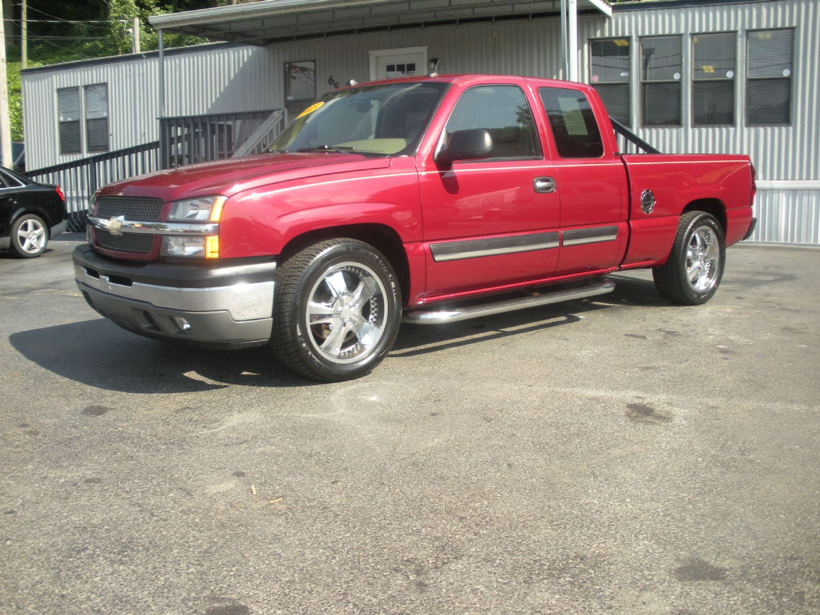 2005 Silverado For Sale >> 2005 Chevrolet Supercharged Silverado Ss For Sale Knoxville