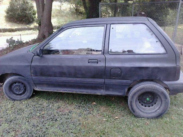 1988 Ford Festiva For Sale