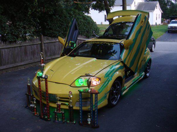 2004 hyundai tiburon se for sale woonsocket rhode island modified car trader