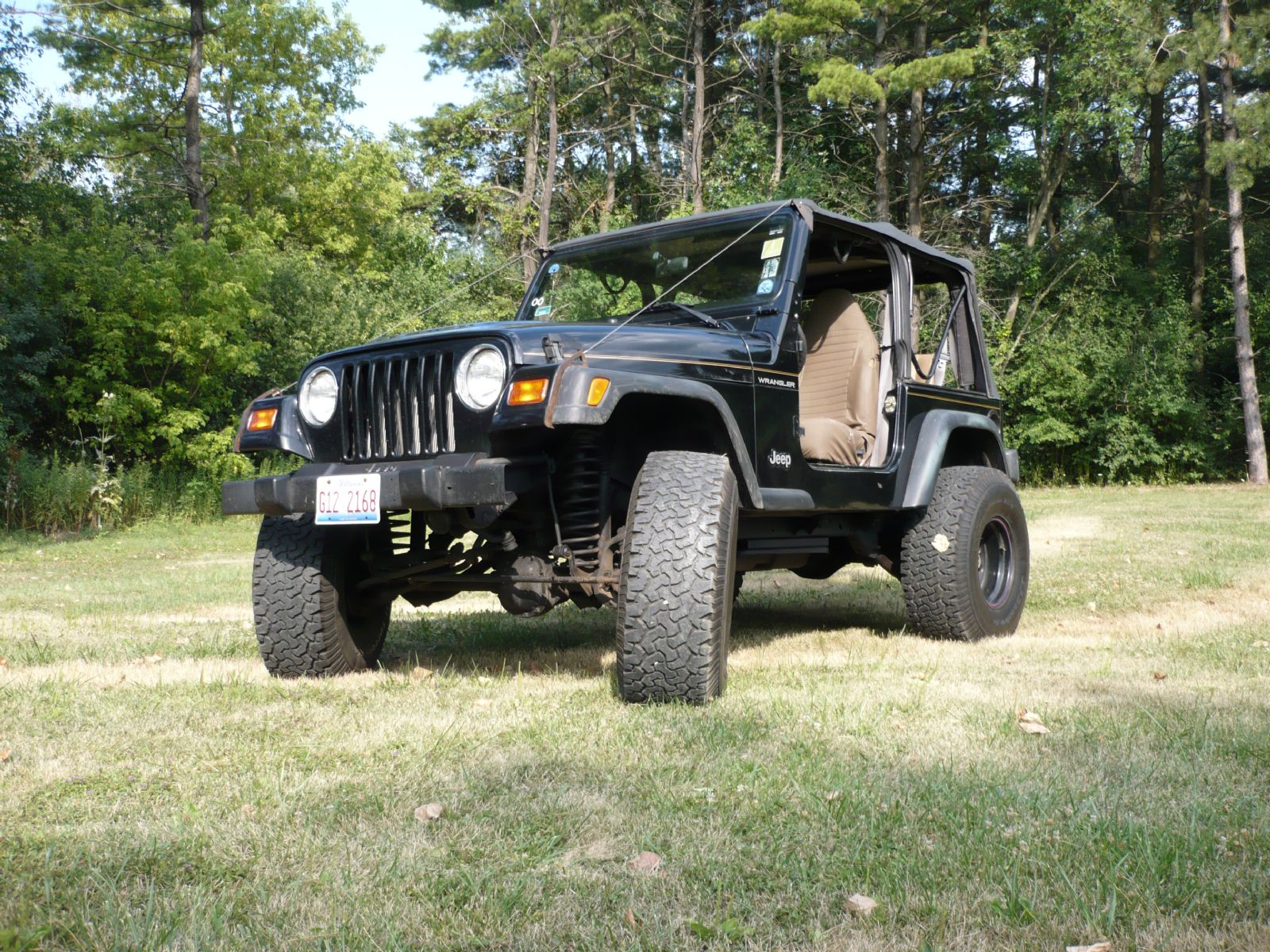 1999 Jeep Wrangler For Sale | Barrington Illinois