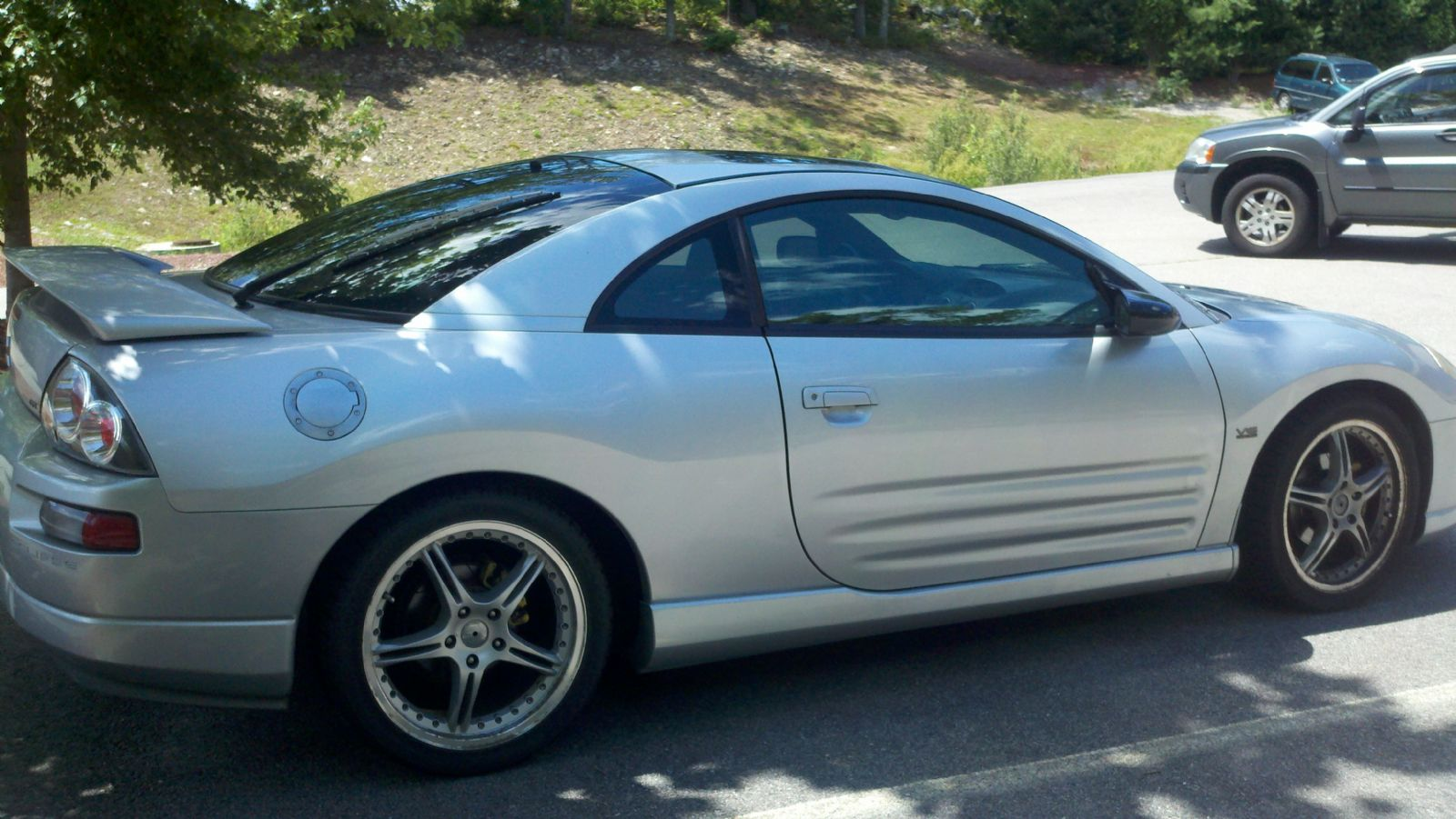 2001 Mitsubishi Eclipse For Sale | Hopedale Machusetts