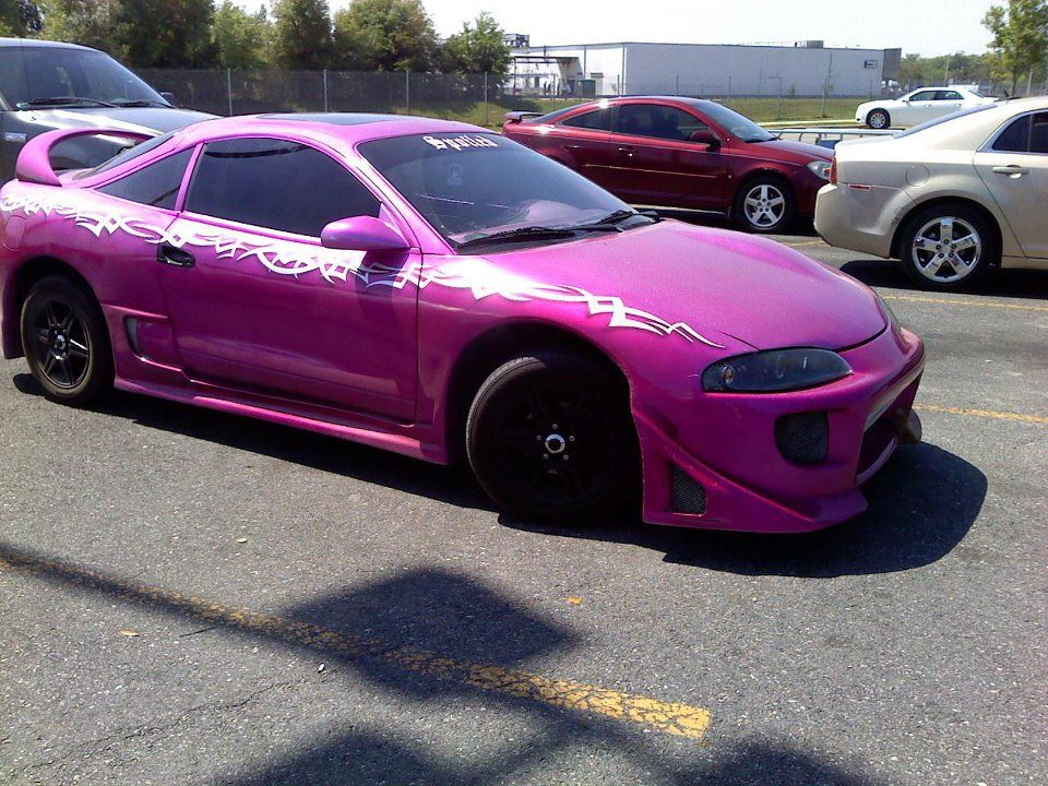 1998 Mitsubishi eclipse [Eclipse] GS For Sale |
