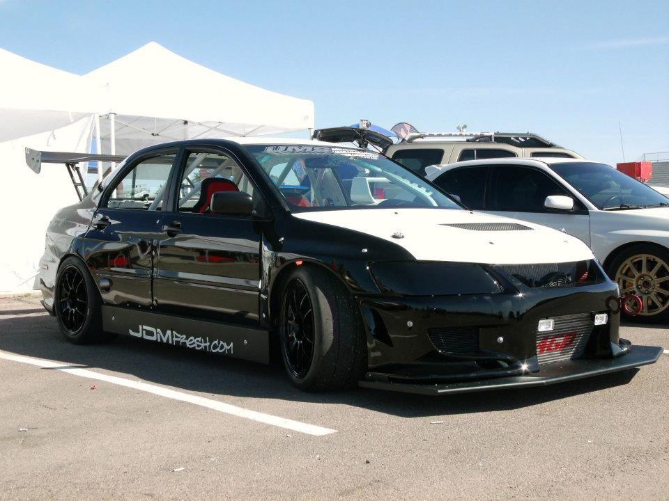 2003 Mitsubishi Time Attack Evo [Lancer EVO] Time Attack ...