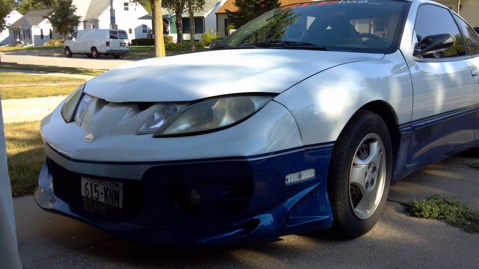 Pontiac Sunfire For Sale Custom