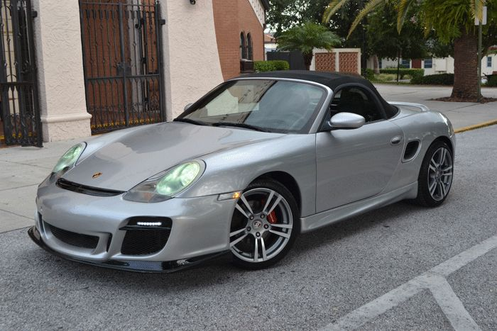 1999 Porsche Boxster For Sale Tampa Florida