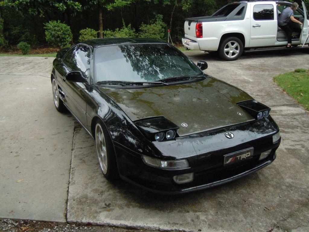 1992 Toyota MR2 Turbo For Sale  Cullman Alabama