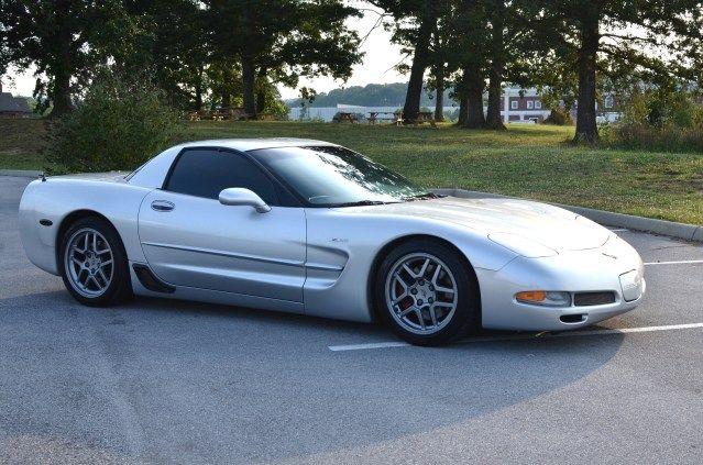 2002 chevrolet corvette z06 for sale knoxville tennessee. Black Bedroom Furniture Sets. Home Design Ideas