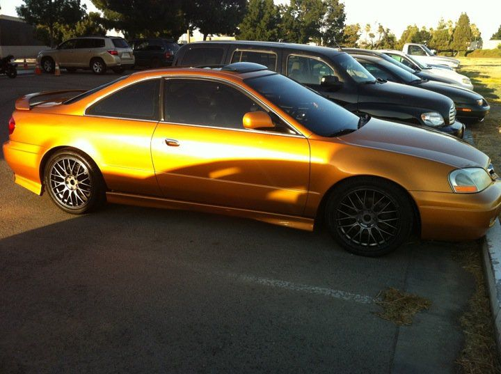 Acura CL For Sale Lemoore California - 2001 acura cl for sale
