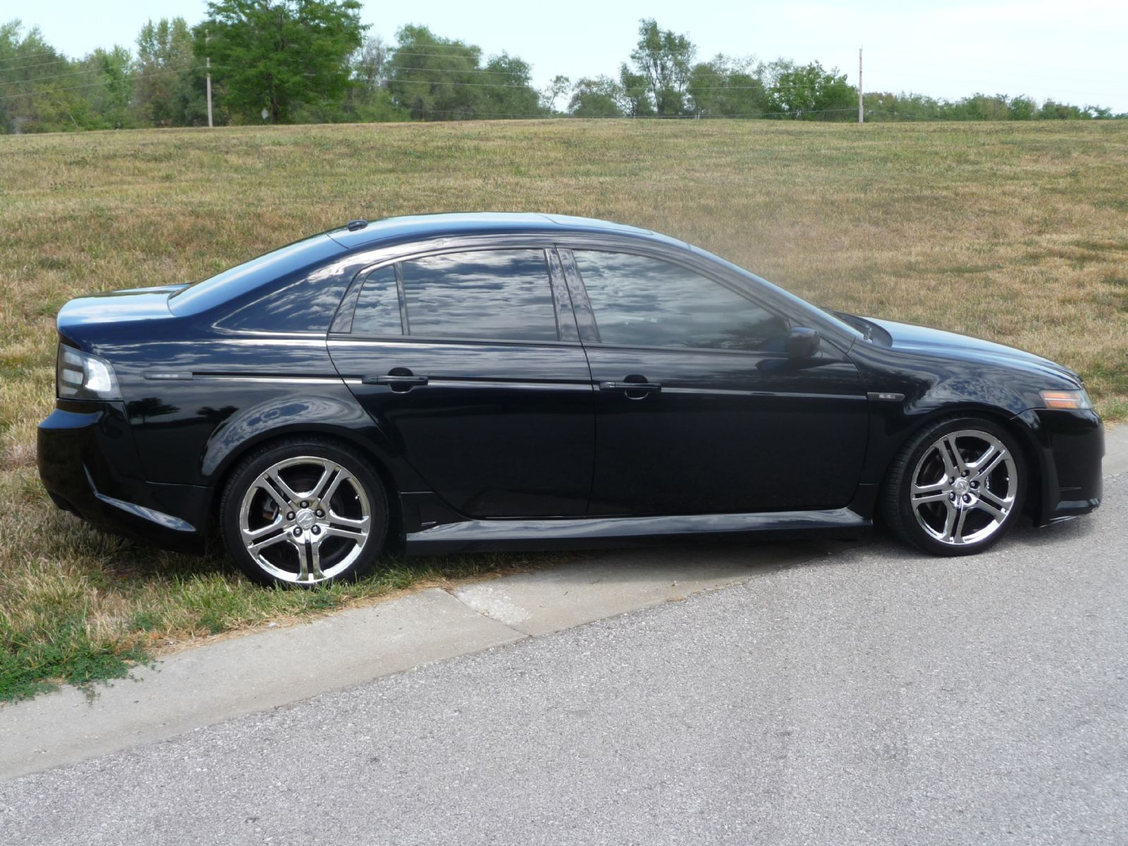 Custom Parts Custom Parts Acura Tl