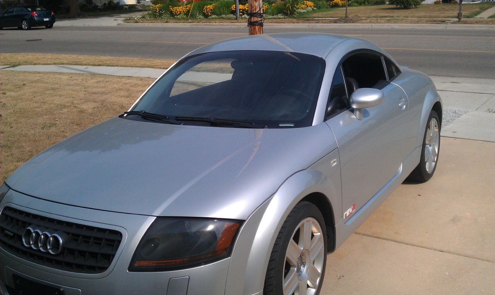 2003 audi tt for sale charlotte north carolina. Black Bedroom Furniture Sets. Home Design Ideas