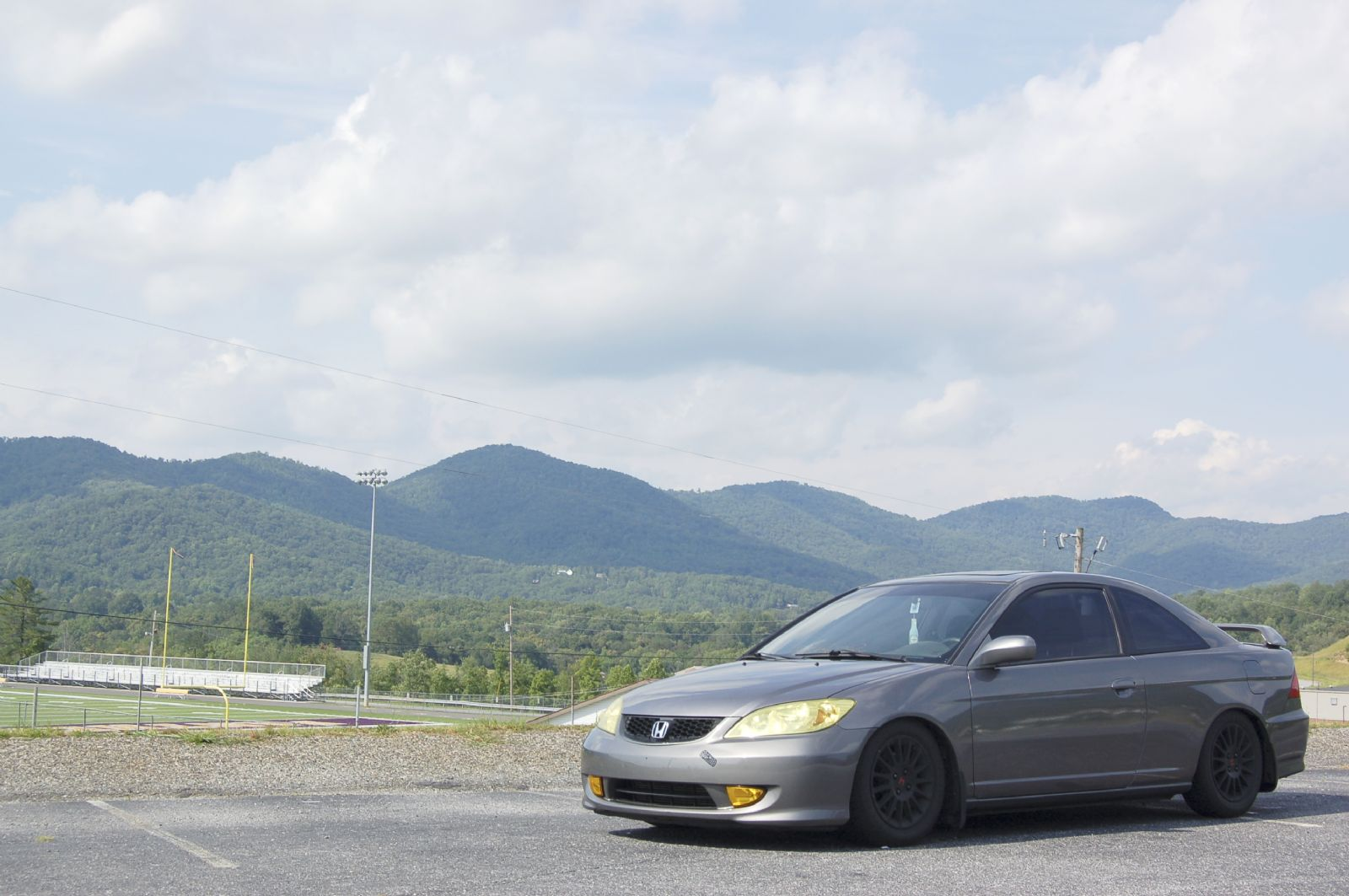 2005 Honda Civic Ex Special Edition For Sale Blairsville border=