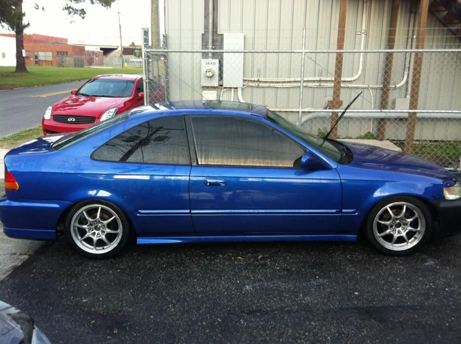Honda Civic si For Sale in ga 2000 Honda Civic si Vtec For
