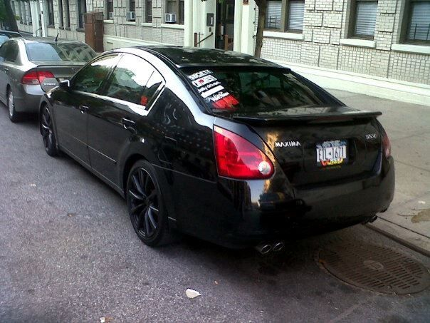 2004 nissan maxima se for sale new york new york. Black Bedroom Furniture Sets. Home Design Ideas