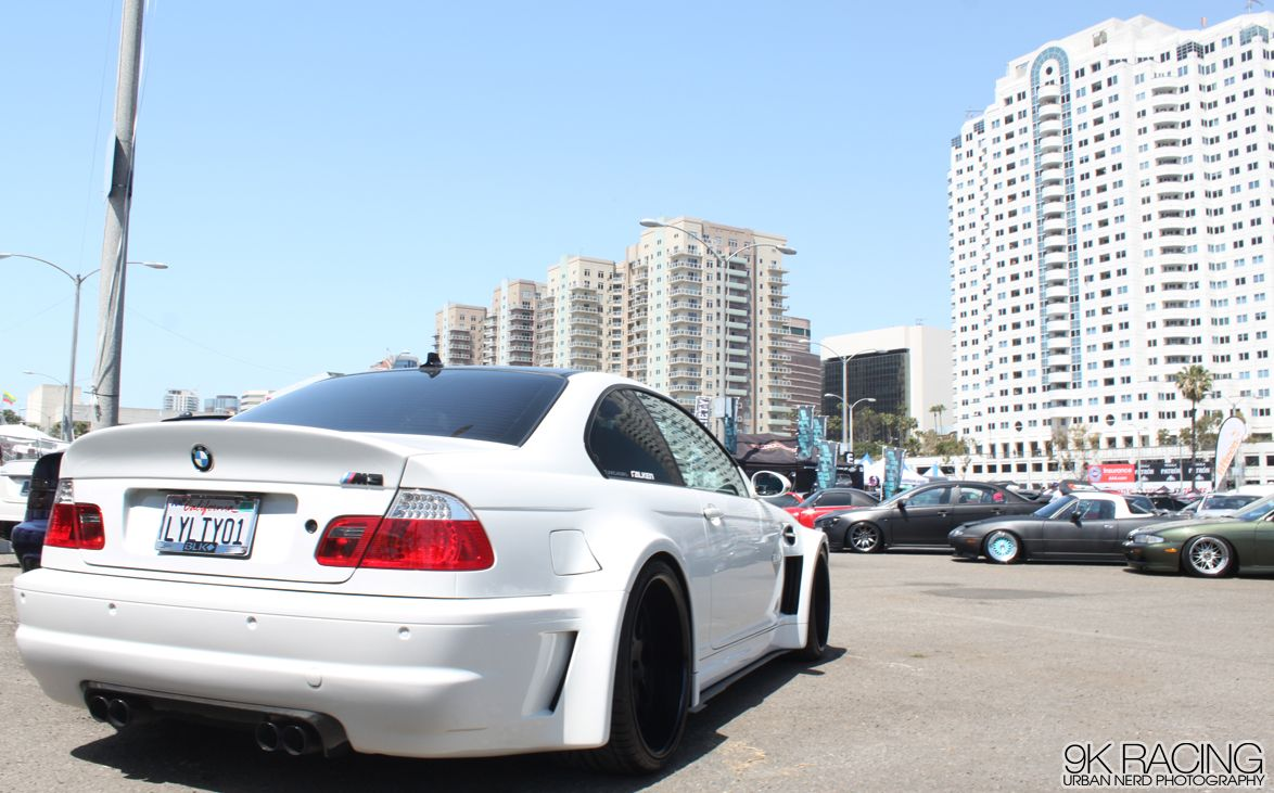2004 Bmw Twcompetition E46 Bmw M3 Widebody M3 For Sale West Covina California