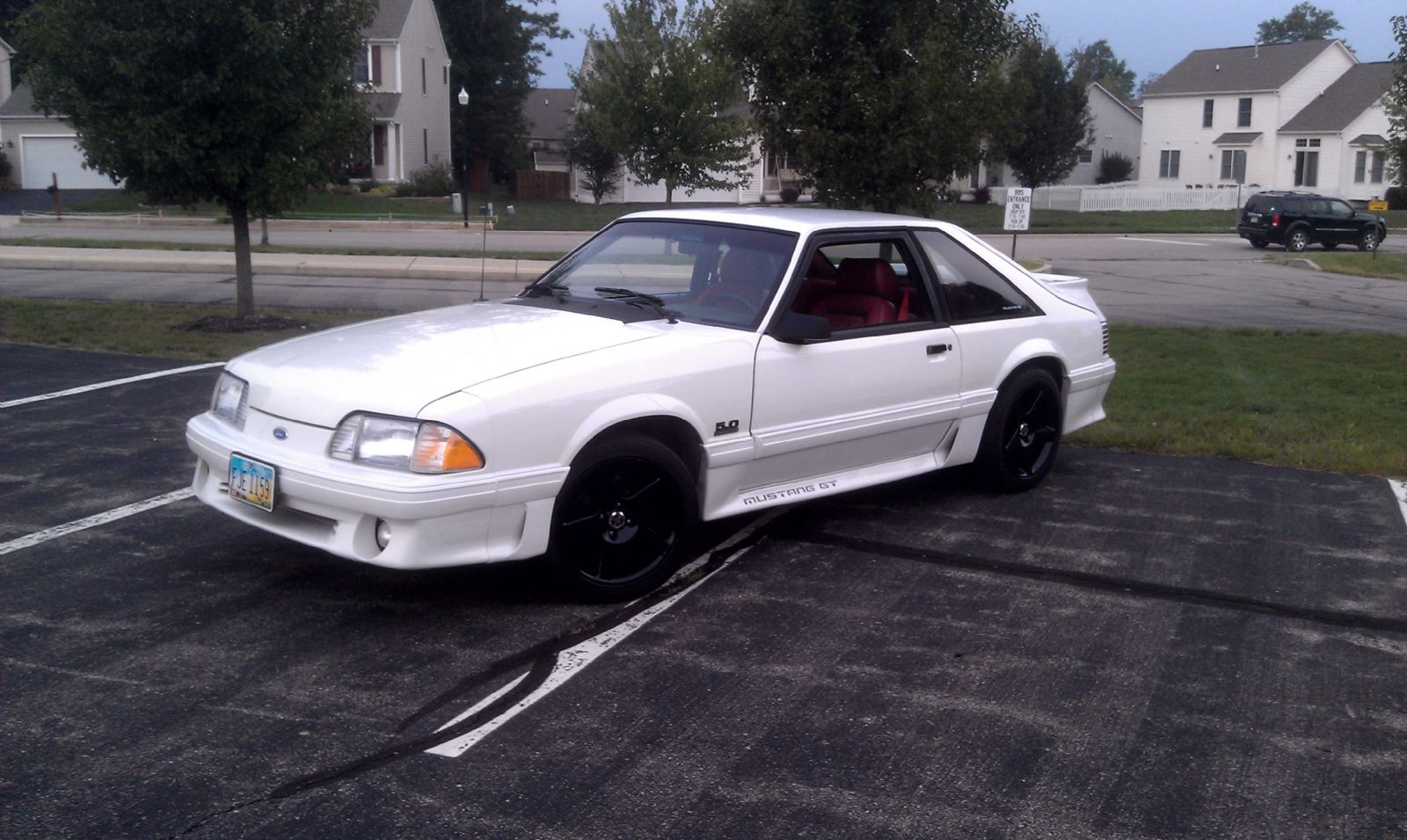 1989 ford mustang gt for sale columbus ohio rh modifiedcartrader com 1989 ford mustang lx owners manual 1989 ford mustang manual transmission