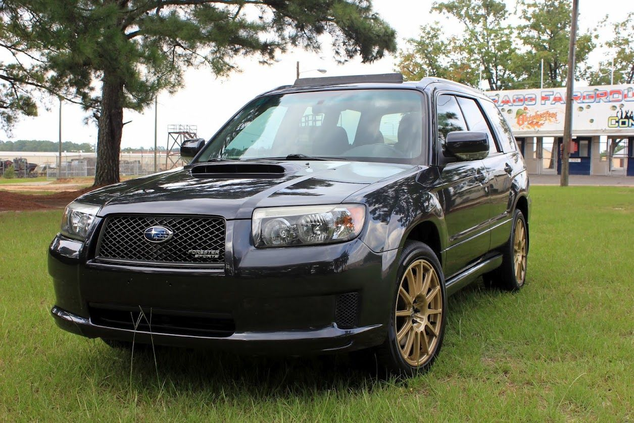 2008 subaru forester xt sports for sale fayetteville north carolina vanachro Images
